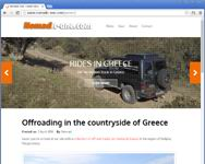 Offroad Adventures in Greece