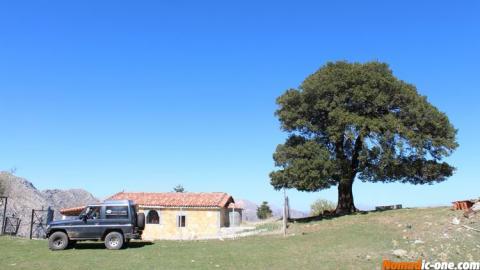 Agaia Paraskevi near Artemisio Mountain Offroad 4x4 track