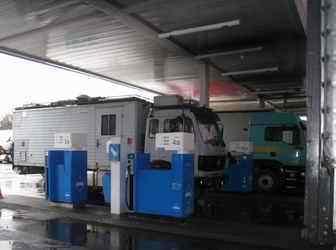 Cheap fuel petrol diesel gasoline Aire de Berchem Luxembourg